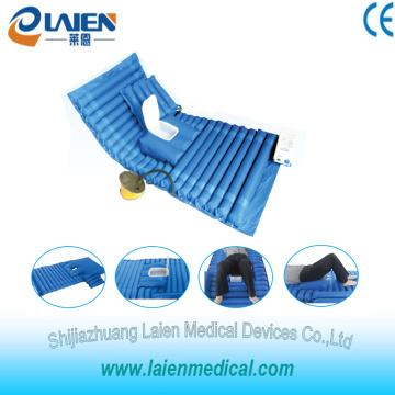 Colchón de aire médica para úlceras por presión con bomba