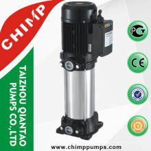 Vertikale mehrstufige elektrische Wasserpumpe