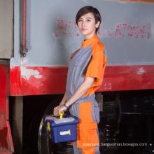 hospital work clothing/100 cotton work clothing/safety work belt