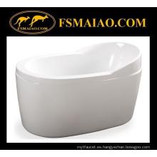 Precio especial para el baño independiente de acrílico Ellipse (BA-8505B)
