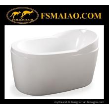 Prix spécial pour la baignoire autoportante acrylique d'Ellipse (BA-8505B)