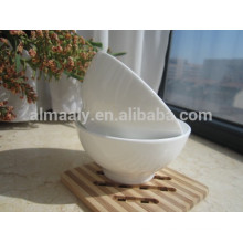 customized ceramic footed bowl made in China