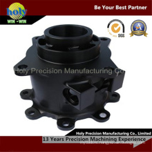 Black 5 Axis CNC Machining Center Part for Electronic Part