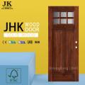 JHK-Export Import Luxury Carved Wooden Door