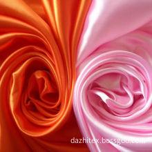 Polyester stretch satin fabric, smooth, soft, pyjamas, scarf, dress, elastic