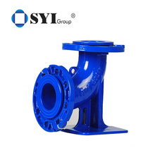 High Quality Loosing Bend Couplilng Flanged Ductile Iron Pipe Fittings