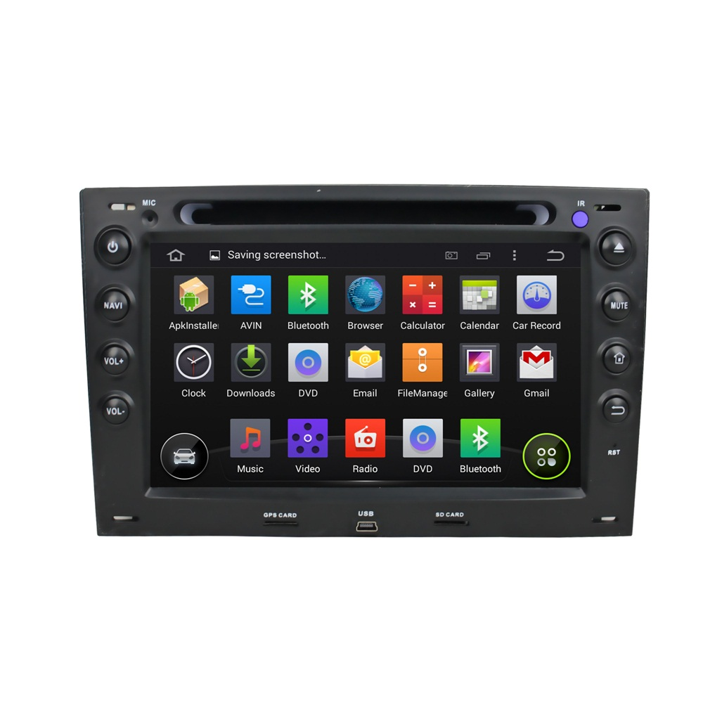 Android car DVD for Renault Megane