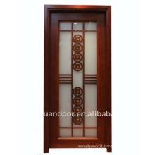 Luxurious craft plywood door
