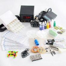 Profesional de la oferta falso tatuaje máquina kit