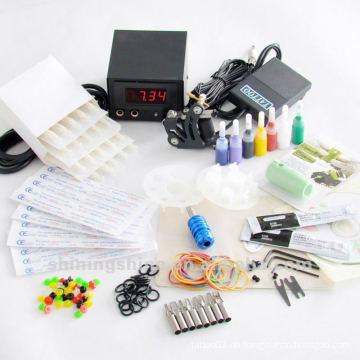 Professionelle Versorgung gefälschte Tattoo Maschine Kit