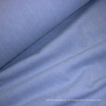 Dril de algodón lavado tela para jeans