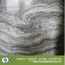 Antico Grey Wood Vein Marble Slabs, Tiles