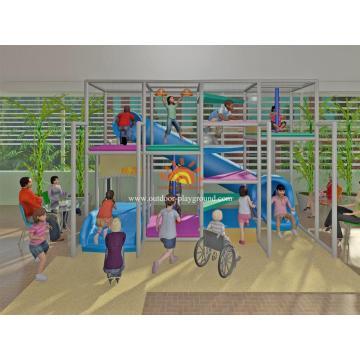 Neue Kinderspielgeräte Indoor-Spielplatz