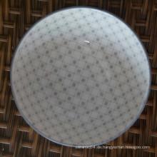 Vollfarbdruck Keramikschale Suppenschüssel