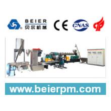 PP PE-Flake-Pelletisieranlage-Wasserring