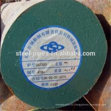 Barras de acero deformadas laminadas en caliente