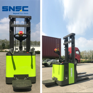 Logistic Equipment 2 Ton Battery Stacker