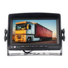 AHD IPS Car Monitor 7-Zoll-LKW-Bildschirm