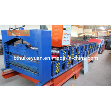 Double Plate Roof Panel Roll Forming Machine