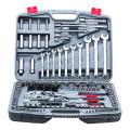 2015 Professionnel outil trolleProfessional outils ensemble / 121 pcs douille ensembles d'outils Ménage Tool Set