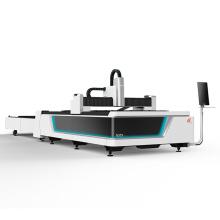 New design automatic fiber laser type metal laser cutting machine for sale