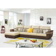 Wohnmöbel Wohnzimmer Möbel Bett Zimmer Möbel Stoff Sofa