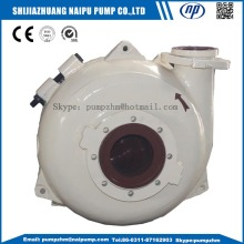 6 inch gravel slurry pump