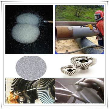 Shot Blasting Media Glass Beads