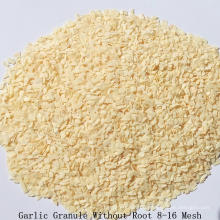 Dried Garlic Granule 8-16 Mesh From Factory