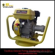 Vente chaude 5.5HP 168f moteur à essence vibrateur concret