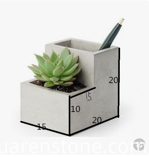 pen holder planter