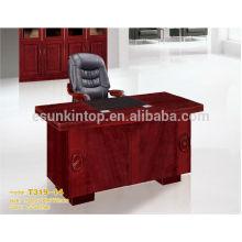 Table de bureau à vendre chaude, table d'ordinateur de bureau, meuble de bureau pour bureau (T319-14)