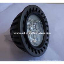 Светодиодные прожекторы пластичная Прессформа раковины