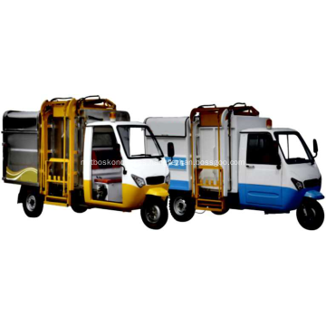Triciclo eléctrico THANOS Camión con canastilla lateral 800-2.5CG