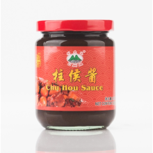 Canned Zhu Hou Sauce for cooking chicken