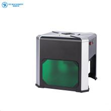 DZ-K6 Portable Mini 3D Laser Engraving Machine 3000mW High Speed Rubber Stamp Laser Engraving Machine