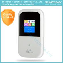 4G по WiFi маршрутизатор мобильной точки доступа автомобилей мини Wi Fi мини карманный беспроводной сети Wi-Fi маршрутизатор с Слот для SIM-карты