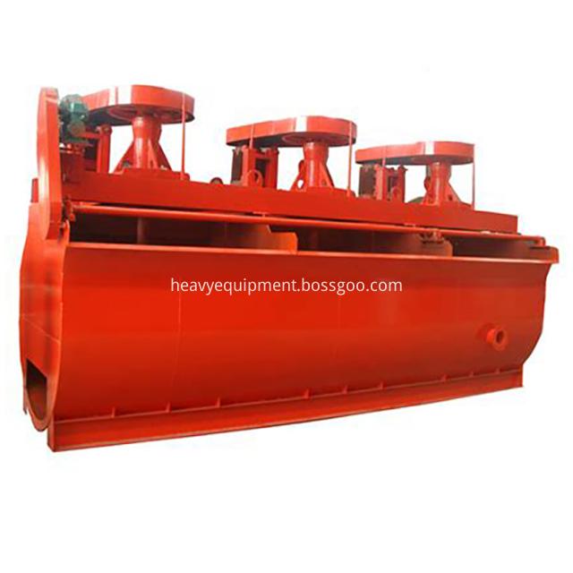Copper Flotation Process