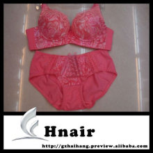 Magnificent Embroidered-lace Uplift Ladies Lace Bra