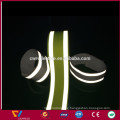 reflective elastic running armband with high visible reflex tape