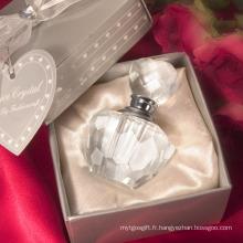 Bouteille de parfum en cristal de mode (JD-QSP-002)