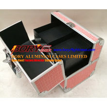 Professional Aluminum Barber Tool Case Small Make up Case