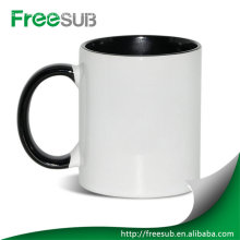 Promotional gifts red sublimation mug blank
