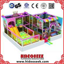 Children Indoor Play Equipment with Trampoline