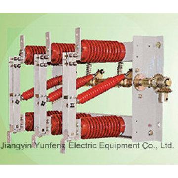 Interrupteur-sectionneur Hv d'intérieur d'approvisionnement d'usine-Yfgn-24/630