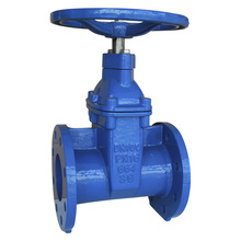 SABS664 Flanged Resilient Gate Valve with Handwheel Operator