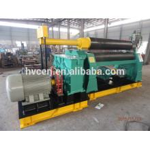 8 * 2000 máquina de laminación de chapa de acero, 3 rollos de placa de laminación de la máquina