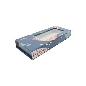 Paper Fake Eyelash packaging box