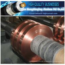 Kupferfolie gefärbtes Folienband für Koaxialkabel