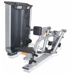 Peralatan Olahraga Gym Komersial Diverging Seated Row